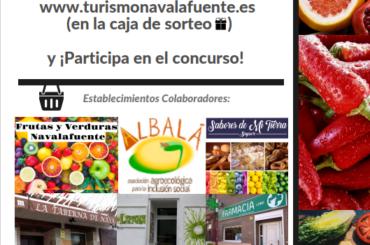Colaboremos con los comercios locales entre todos