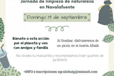 Domingo 19 de Septiembre en Navalafuente